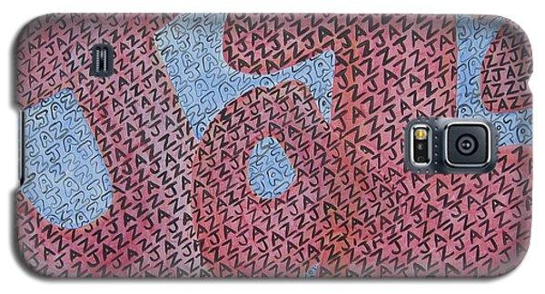 Jazz Galaxy S5 Case by Diane Pape