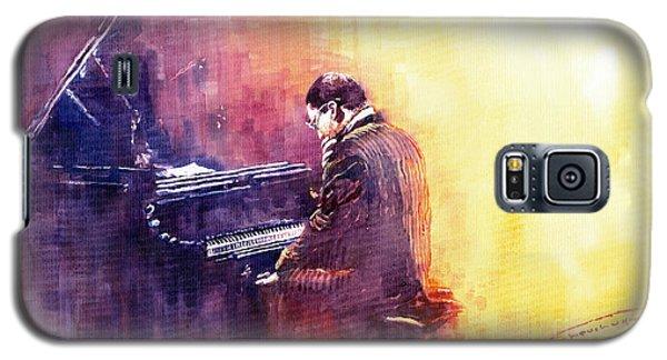 Jazz Galaxy S5 Case - Jazz Herbie Hancock  by Yuriy Shevchuk
