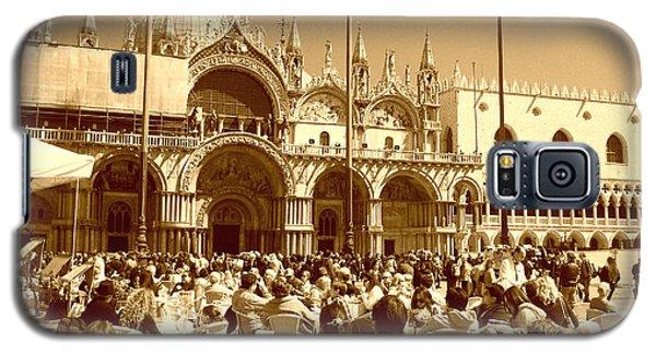 Jazz In Piazza San Marco Galaxy S5 Case