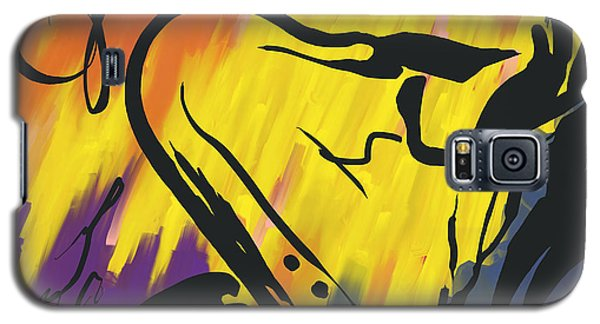 Jazz It Up Galaxy S5 Case