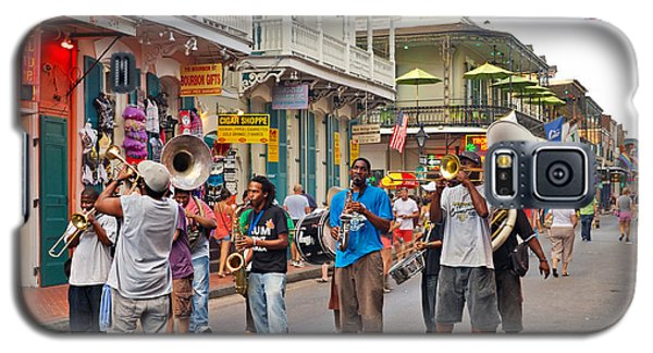Jazz It Up On The New Orleans Summer Streets Galaxy S5 Case