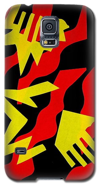 Jazz Galaxy S5 Case by Michele Myers