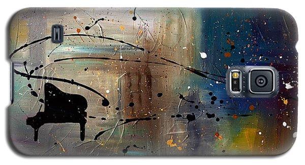 Jazz Night Galaxy S5 Case