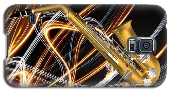 Jazz Saxaphone  Galaxy S5 Case
