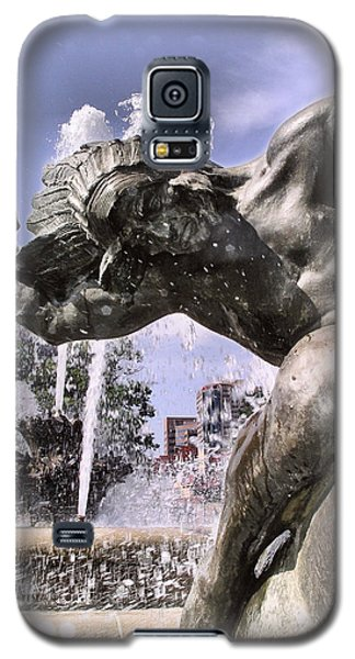 J.c. Nichols Fountain Kcmo Galaxy S5 Case