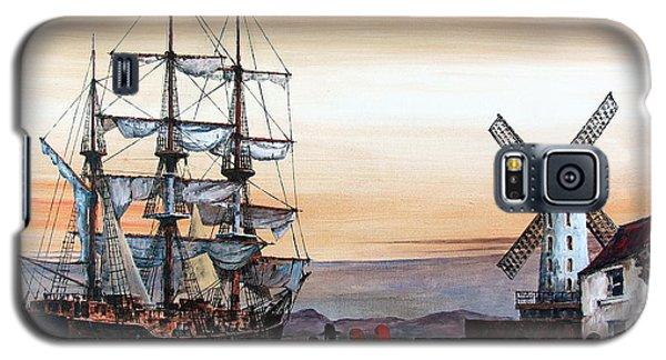 Jeanie Johnston Famine Ship Galaxy S5 Case