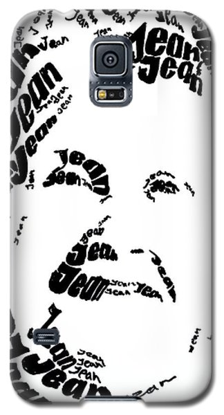 Galaxy S5 Case featuring the painting Jean's Portrait by PainterArtist FINs husband Maestro
