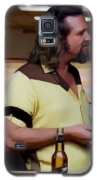 Jeff Bridges As The Dude Galaxy S5 Case