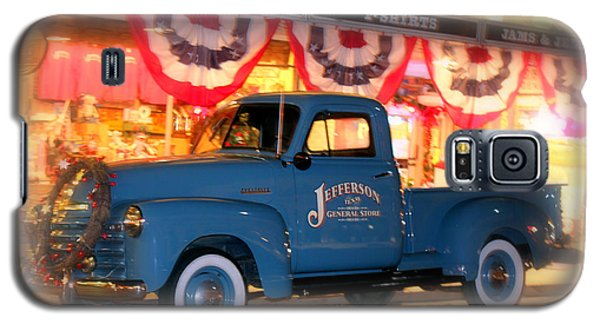 Jefferson General Store 51 Chevy Pickup Galaxy S5 Case