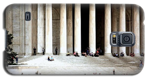 Jefferson Memorial--a Day In The Life Galaxy S5 Case