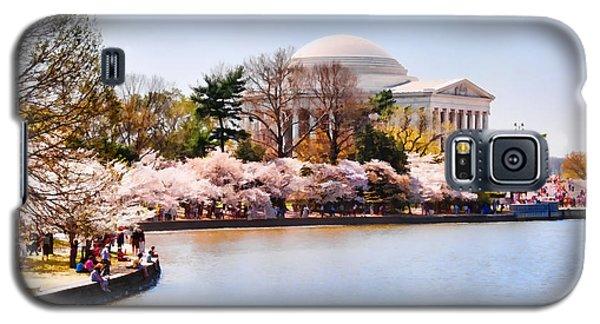 Jefferson Memorial Washington Dc Galaxy S5 Case