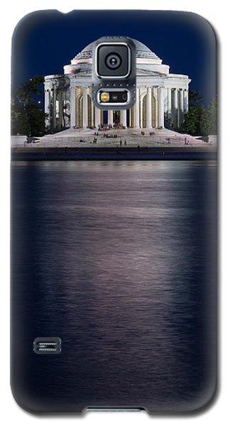 Jefferson Memorial Washington D C Galaxy S5 Case