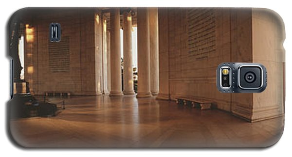 Jefferson Memorial Washington Dc Usa Galaxy S5 Case by Panoramic Images
