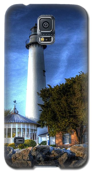 Jekyll Island Lighthouse Galaxy S5 Case by Donald Williams