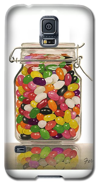 Jelly Beans Galaxy S5 Case by Ferrel Cordle