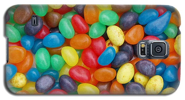 Galaxy S5 Case featuring the digital art Jelly Beans by Ron Harpham