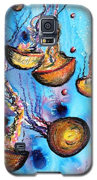 Jellyfish Galaxy S5 Case