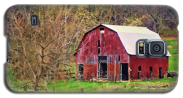 Jemerson Creek Barn Galaxy S5 Case
