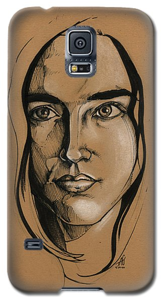 Jennifer Connelly Galaxy S5 Case