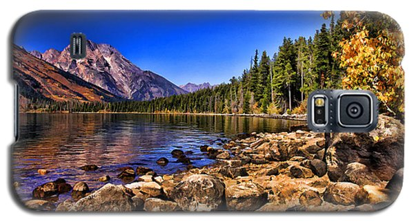 Jenny Lake Galaxy S5 Case by Clare VanderVeen