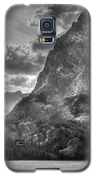 Jenny Lake In Shadow Galaxy S5 Case