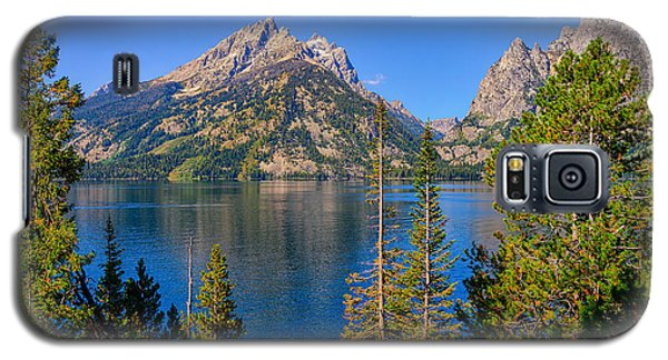 Jenny Lake Overlook Galaxy S5 Case