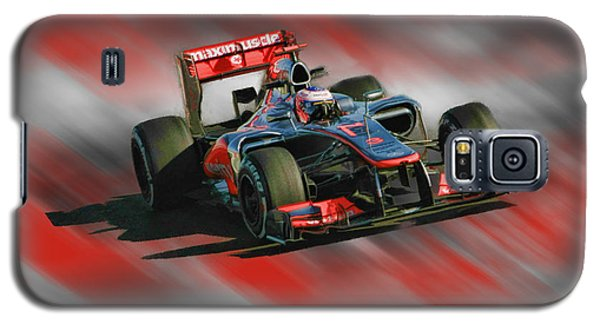 Jenson Button  Galaxy S5 Case