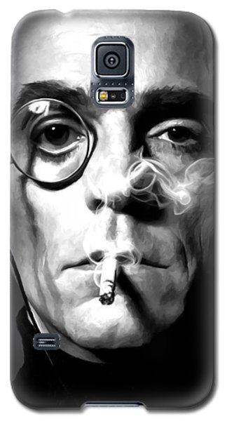 Jeremy Irons Portrait Galaxy S5 Case