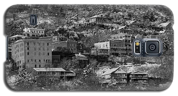 Jerome Az New Year's Snow Galaxy S5 Case