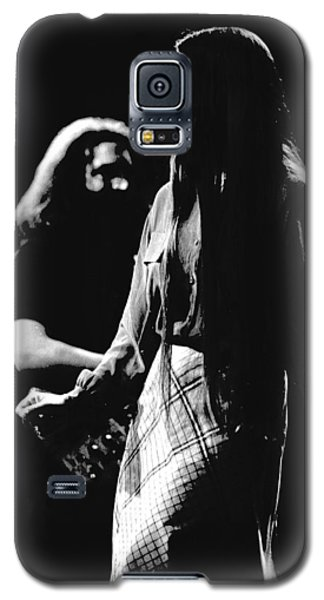 Jerry And Donna Godchaux 1978 Galaxy S5 Case