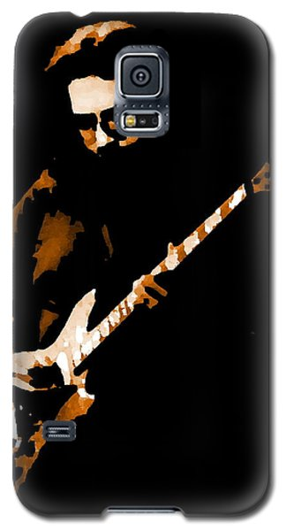 Jerry And His Guitar Galaxy S5 Case