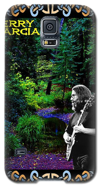 Galaxy S5 Case featuring the photograph Jerry At Psychedelic Creek by Ben Upham