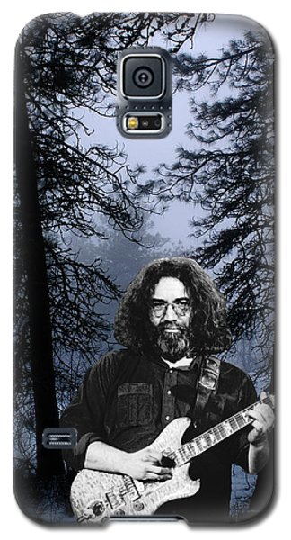 Galaxy S5 Case featuring the photograph Jerry Cold Rain And Snow by Ben Upham