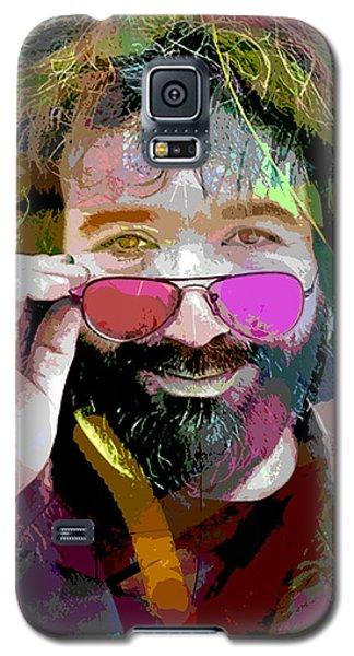 Jerry Garcia Art Galaxy S5 Case