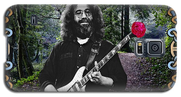 Jerry Road Rose 1 Galaxy S5 Case