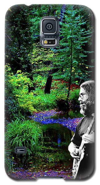 Galaxy S5 Case featuring the photograph Jerry's Sunshine Daydream by Ben Upham