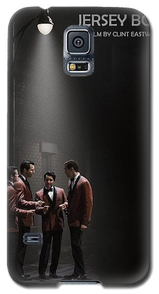 Jersey Boys By Clint Eastwood Galaxy S5 Case