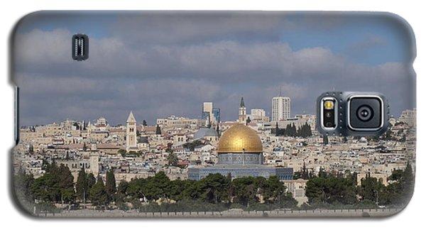 Jerusalem Old City Galaxy S5 Case