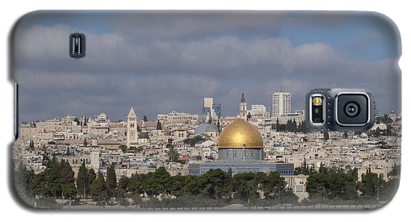 Jerusalem Old City Galaxy S5 Case