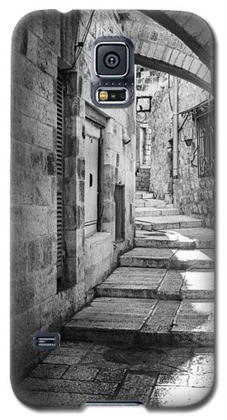 Jerusalem Street Galaxy S5 Case