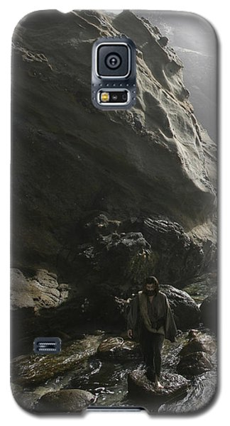 Jesus Christ- For I Know The Plans I Have For You Galaxy S5 Case