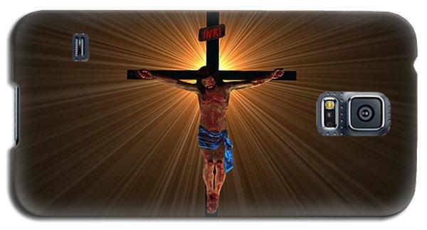 Jesus Christ Galaxy S5 Case