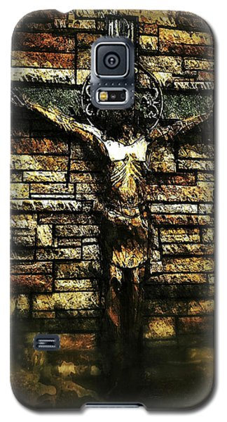 Jesus Coming Into View Galaxy S5 Case