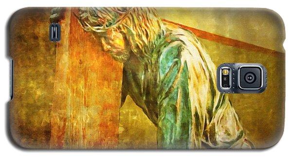 Jesus Falls Via Dolorosa 3 Galaxy S5 Case