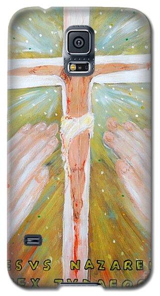 Jesus - King Of The Jews Galaxy S5 Case