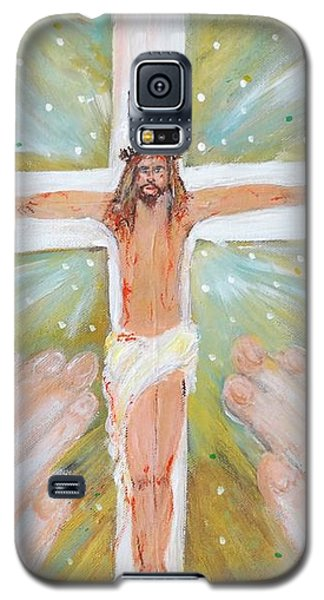 Jesus - King Of The Jews Galaxy S5 Case