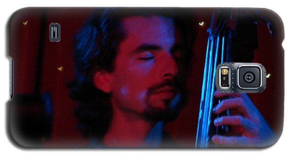 Jesus On The Bass Galaxy S5 Case by Dana Patterson