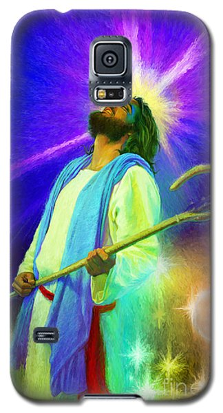 Jesus Rocks Galaxy S5 Case