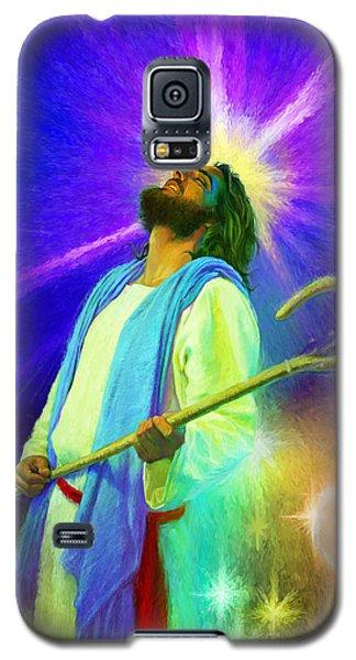 Jesus Rocks Galaxy S5 Case