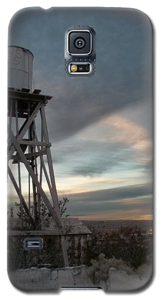 Jesus Saves Watertower - Route 66 Galaxy S5 Case